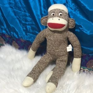 Sockmonkey traditional style Paul Frank 17 inches